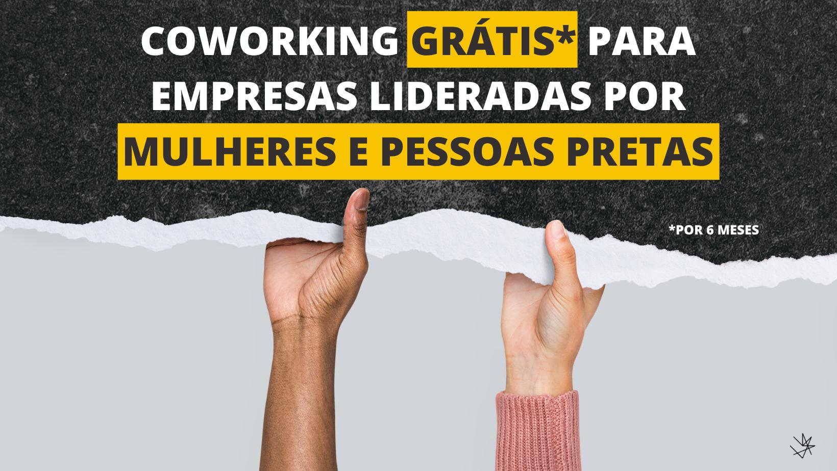 """Coworking oferece espaço gratuito: O """"Retoma CWB"""", nova iniciativa da Aldeia, visa ajudar este públicocom 6 meses de espaços no coworking gratuitamente"""