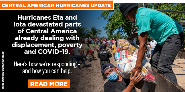 Central American Hurricanes Update