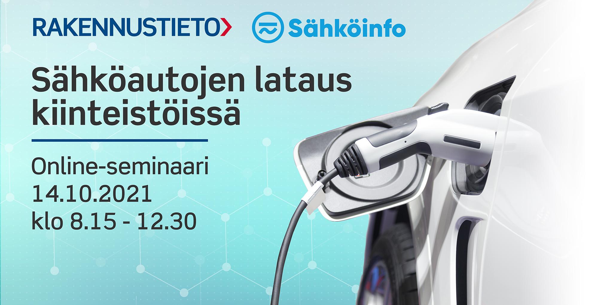Sähköautojen latauspisteet kiinteistöissä 14.10.